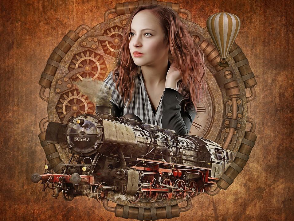 Steampunk Gothic Zug