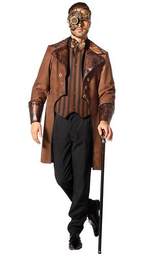Steampunk Kostüm Herren