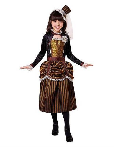 Steampunk Kostüm Kinder